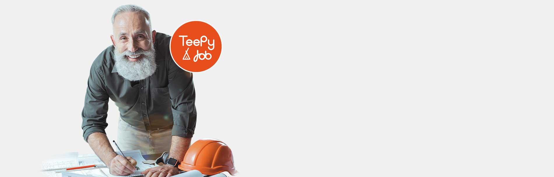 Bannière TeePy Job